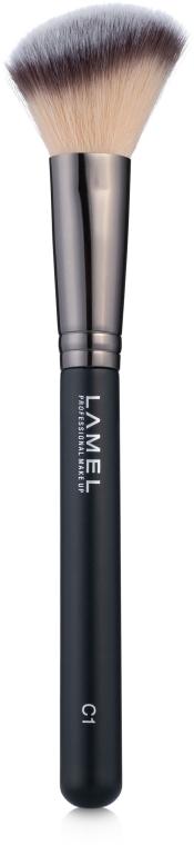 Кисть для контуринга лица - Lamel Professional Contouring Brush