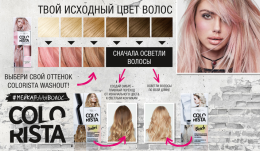 Тонирующий бальзам для волос - L'Oreal Paris Colorista Washout 1-2 Week — фото N29