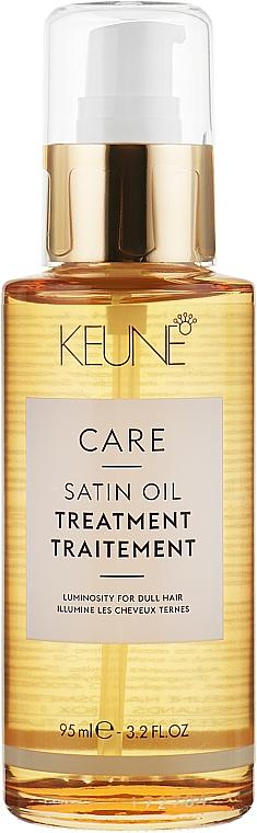 """Масло для волос """"Шелковый уход"""" - Keune Care Satin Oil Treatment"""