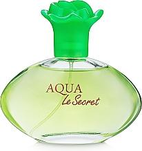 Духи, Парфюмерия, косметика УЦЕНКА Delta Parfum Aqua Le Secret - Туалетная вода*