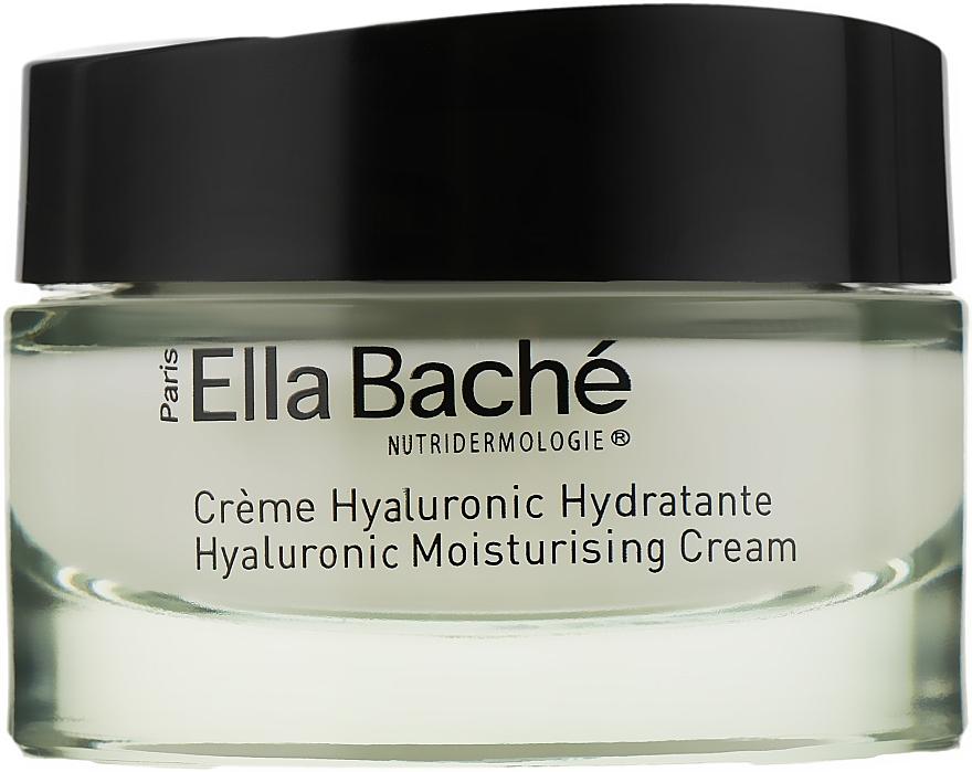 "Крем интенсивно увлажняющий ""Гиалуроник"" - Ella Bache Nutridermologie® Hyaluronic Moisturising Cream"