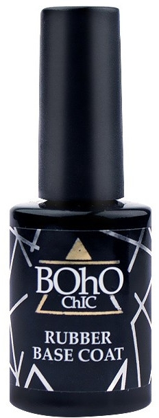 Каучуковая база - Boho Chic Rubber Base Coat