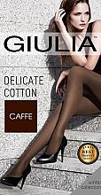 "Духи, Парфюмерия, косметика Колготки ""Delicate Cotton"" 150 Den, Caffe - Giulia"