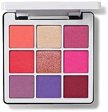 Духи, Парфюмерия, косметика Мини-палетка теней - Anastasia Beverly Hills Mini Norvina Pro Pigment Palette Eyeshadow Vol. 1