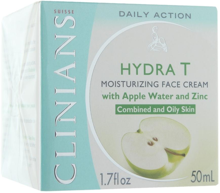 Крем-гель для лица - Clinians Crema Idratante Normalizzante