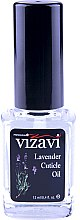 "Духи, Парфюмерия, косметика Масло для кутикулы ""Лаванда"" - Vizavi Professional Cuticle Oil Lavender"