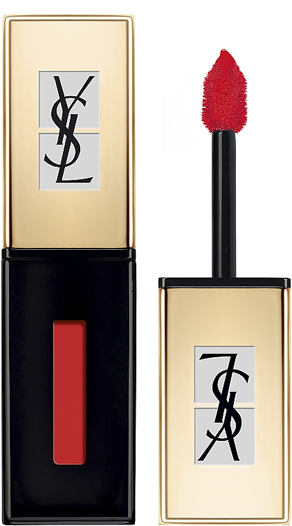 Лак для губ - Yves Saint Laurent Rouge Pur Couture Vernis a Levres Pop Water