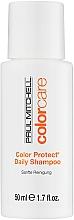 Духи, Парфюмерия, косметика Шампунь для окрашенных волос - Paul Mitchell ColorCare Color Protect Daily Shampoo (мини)