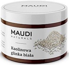 Духи, Парфюмерия, косметика Каолинская белая глина для лица - Maudi