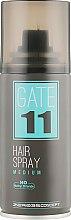 Духи, Парфюмерия, косметика Сухой лак для волос средней фиксации - Emmebi Italia Gate 11 Hair Spray Medium