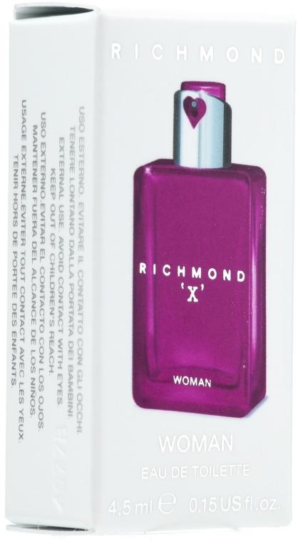 John Richmond Richmond X Woman - Туалетная вода (мини)