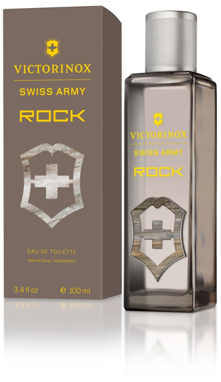 Victorinox Swiss Army Rock - Туалетная вода