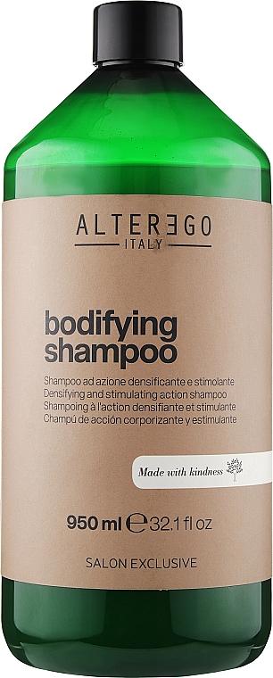Шампунь стимулирующий для роста волос - Alter Ego Bodifying Shampoo