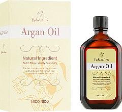 Духи, Парфюмерия, косметика Аргановое масло для волос - Nico Nico Argan Oil Hair