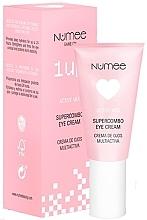 Духи, Парфюмерия, косметика Крем для кожи вокруг глаз - Numee Game 1up Supercombo Eye Cream