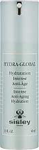 Духи, Парфюмерия, косметика Увлажняющий крем с антивозрастным эффектом - Sisley Hydra Global Intense Anti-Aging Hydration