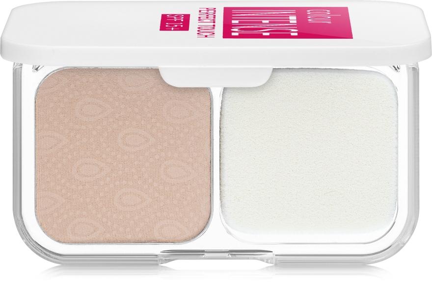 Компактная пудра для лица - Colour Intense Perfect Touch SPF15+