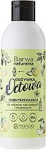 Духи, Парфюмерия, косметика Очищающий уксусный кондиционер - Barwa Herbal Apple Vinegar Conditioner