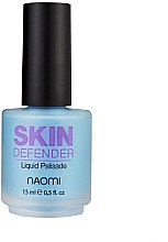 Духи, Парфюмерия, косметика Средство для защиты кутикулы и боковых валиков - Naomi Skin Defender Liquid Palisade