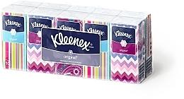 Парфумерія, косметика Паперові носові хустки - Kleenex