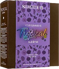 Парфумерія, косметика Набір - Selective Professional Tropical Sublime (Shamp/250ml + Spry/100ml)