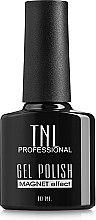 Духи, Парфюмерия, косметика Гель-лак для ногтей - TNL Professional Gel Polish Magnet Effect