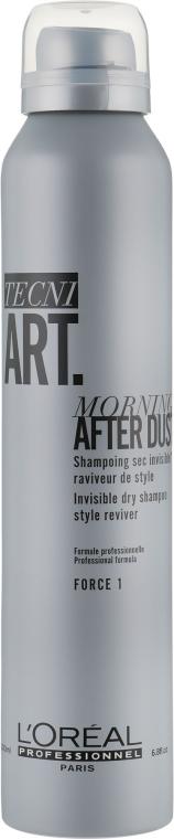 Невидимый сухой шампунь - L'Oréal Professionnel Tecni. ART Morning After Dust