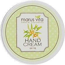 "Духи, Парфюмерия, косметика Крем для рук ""Облепиха"" - Marus Vita Cream"