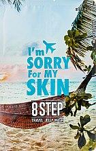 Духи, Парфюмерия, косметика Набор для путешествий - Ultru I'm Sorry For My Skin 8 в 1