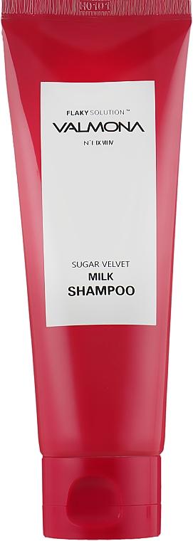 Шампунь для волос с комплексом из молока и экстрактов ягод - Valmona Sugar Velvet Milk Shampoo
