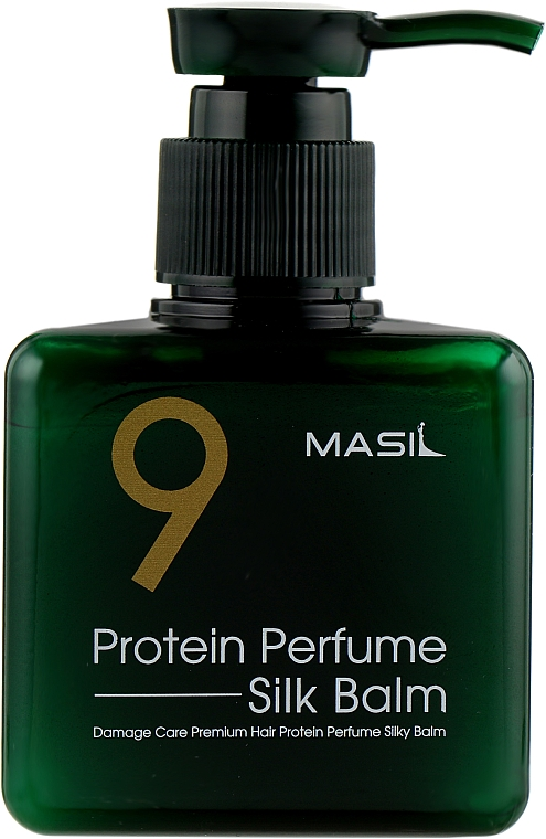 Несмываемый бальзам с протеинами для поврежденных волос - Masil 9 Protein Perfume Silk Balm