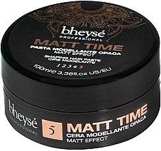 Духи, Парфюмерия, косметика Матовая паста для волос - Renee Blanche Bheyse Matt Time