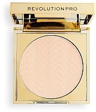 Духи, Парфюмерия, косметика Пудра для лица - Revolution Pro CC Perfecting Pressed Powder