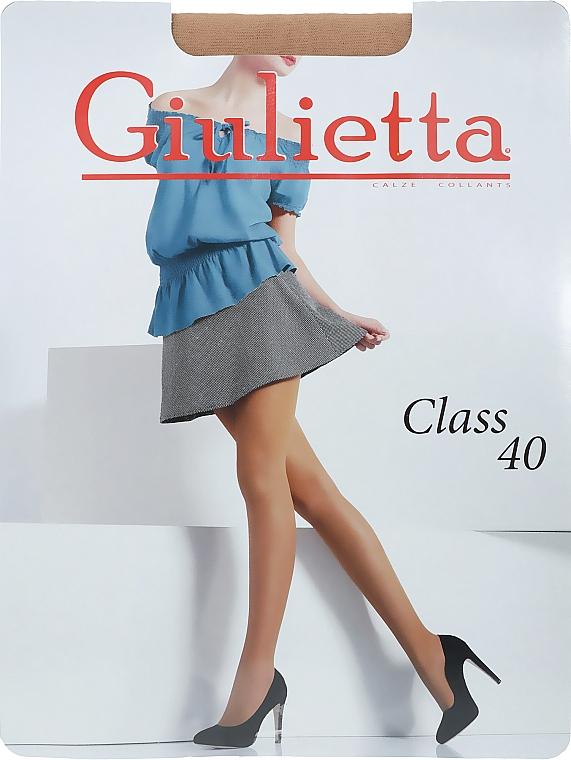 "Колготки для женщин ""Class"" 40 Den, daino - Giulietta"