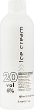Парфумерія, косметика Окислювальна емульсія для волосся 6% - Inebrya Hydrogen Peroxide