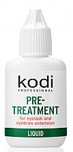 Духи, Парфюмерия, косметика Обезжириватель для ресниц - Kodi Professional Pre-Treatment Liquid