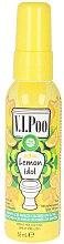 Духи, Парфюмерия, косметика Спрей-освежитель для воздуха - Air Wick V.I.Poo WC Lemon Idol Spray