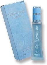 Духи, Парфюмерия, косметика Paris Accent Dans Le Bleu Light Blue - Парфюмированная вода (тестер с крышечкой)