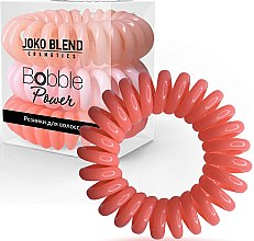 Духи, Парфюмерия, косметика Резинки для волос - Joko Blend Power Bobble Light Pink Mix