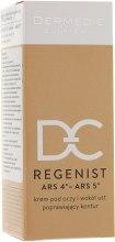 Парфумерія, косметика Крем для шкіри навколо очей інтенсивно-розгладжувальний - Dermedic Regenist ARS 4 - ARS 5 Eye and Lip Contour Improving Cream