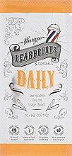Духи, Парфюмерия, косметика Шампунь для частого использования - Beardburys Daily Shampoo (пробник)