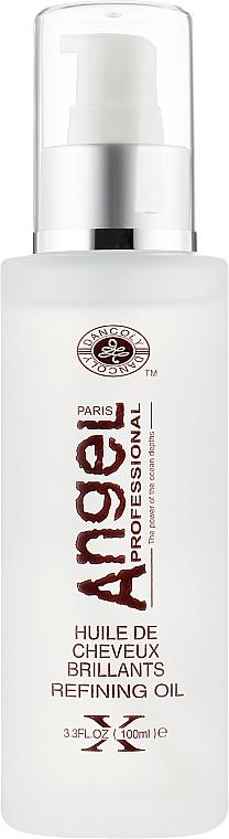 Восстанавливающее масло для волос - Angel Professional Paris Refined Oil