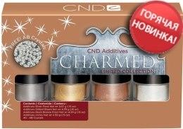 Парфумерія, косметика Набір пігментів - CND Charmed Limited Collection