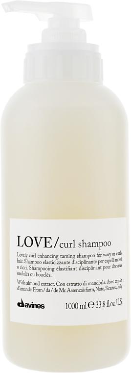 Усиливающий завиток шампунь - Davines Love Curl Enhancing Shampoo