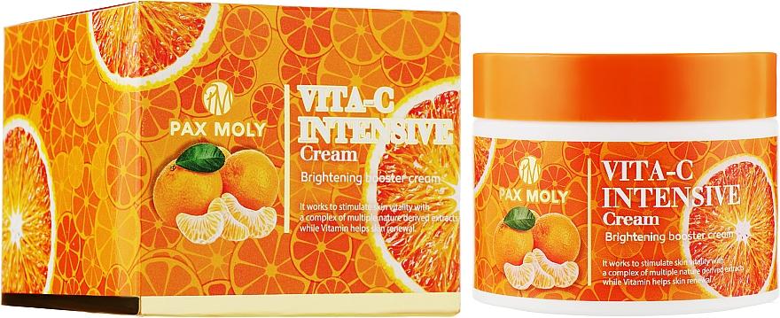 Крем для лица с витамином С - Pax Moly Vita-C Intensive Cream