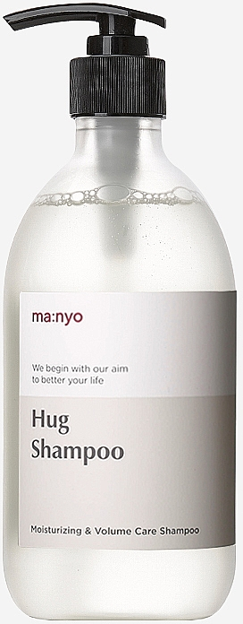 Увлажняющий шампунь - Manyo Factory Moisturizing Hair Shampoo