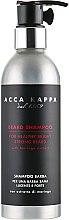 Духи, Парфюмерия, косметика Шампунь для бороды - Acca Kappa Beard Shampoo
