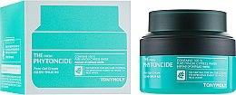 Духи, Парфюмерия, косметика Крем-гель для лица - Tony Moly The Fresh Phytoncide Pore Gel Cream