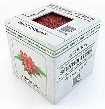 "Духи, Парфюмерия, косметика Аромакубики ""Красная смородина"" - Scented Cubes Red Currant Candle"