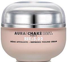 Духи, Парфюмерия, косметика Очищающий крем-пилинг - Aura Chake Refining Peeling Cream